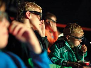 Kinobesøk er blant de mest populære aktivitetene opplevelseskortet gir adgang til. Illustrasjonsfoto: Shutterstock